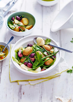 Tajine végétarien aux légumes nouveaux
