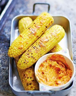 Recettes avec du maïs