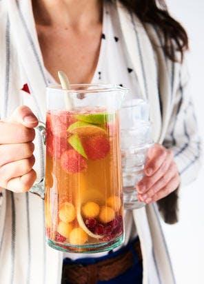 Limonade aux fruits d'été