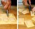 Le montage des ravioles maison