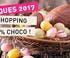 En images : notre sélection de chocolat de Pâques 2017