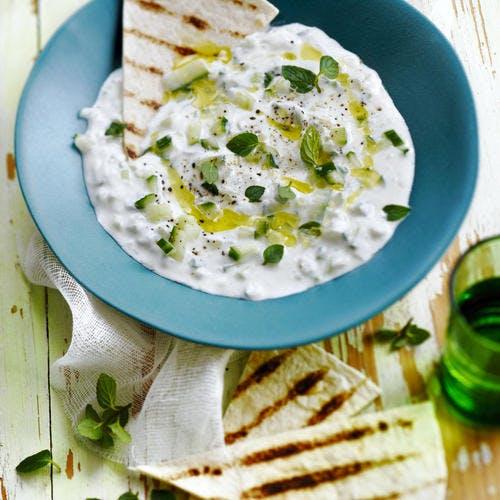 Tzatziki : recette grecque