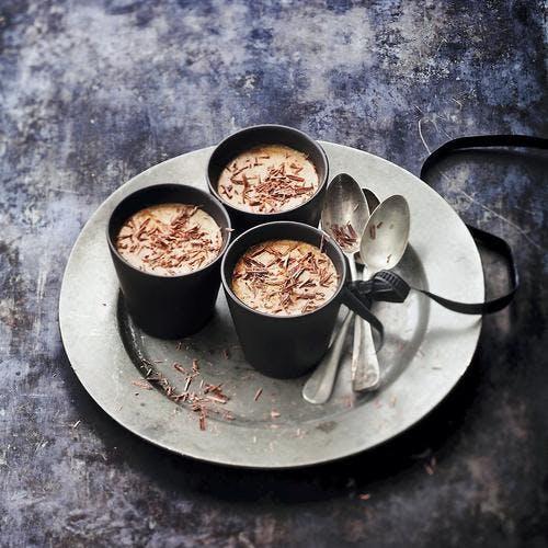 Petite mousse café spéculoos