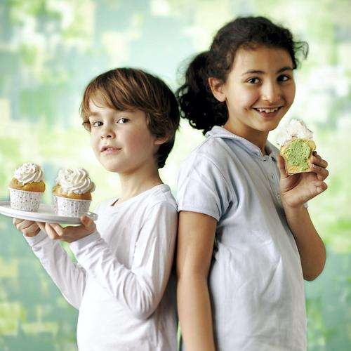 Cupcakes farceurs