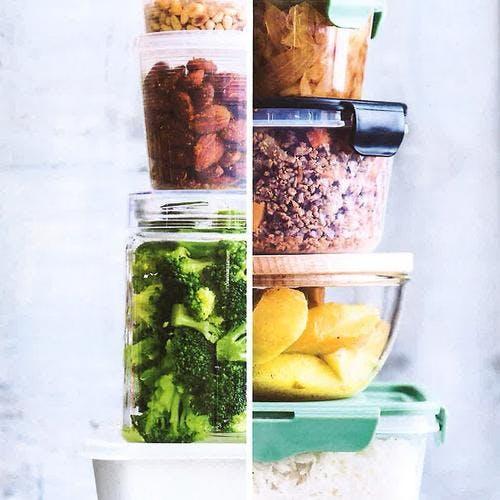 Comment conserver les aliments (couverture du livre Batchcooking)