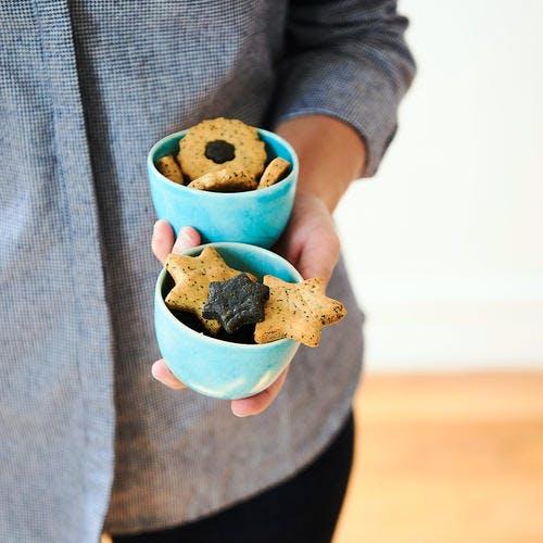 Biscuits salés pour l'apéro