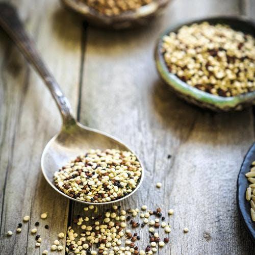 La bonne cuisson du quinoa