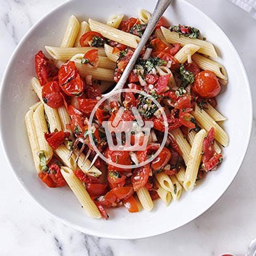 Pâtes aux trois tomates / Simple & Bon