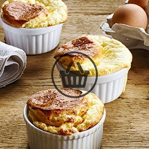 Soufflé au fromage | Simple & Bon