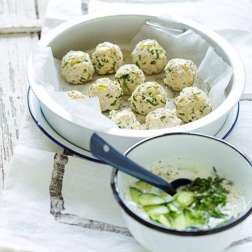 Boulettes de poulet épicées