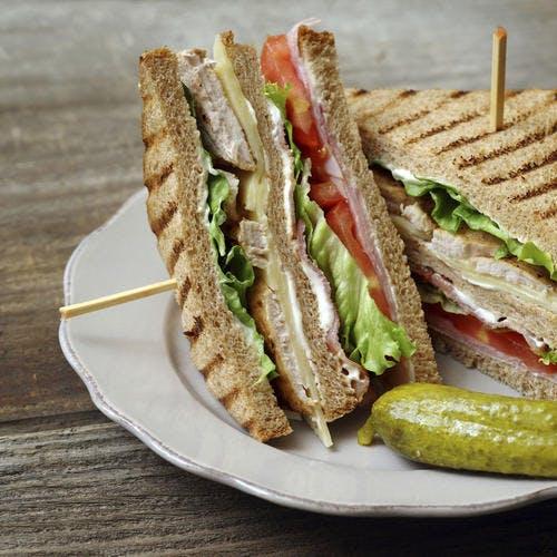 Cluc sandwich au poulet