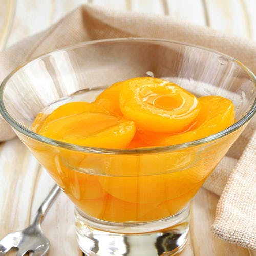 compote d'abricots