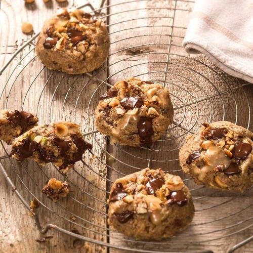 Cookies au miel