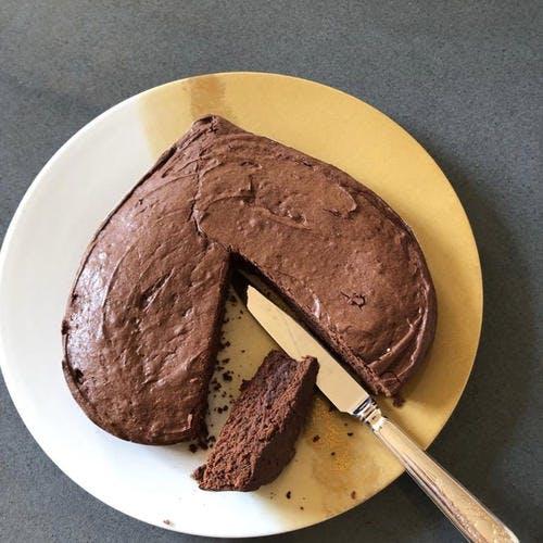 Le gâteau au chocolat de Guy Martin