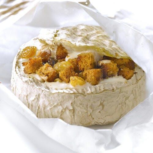 Camembert au pain d'épices