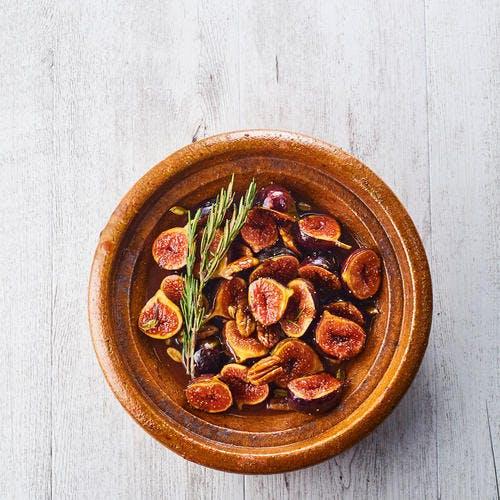 Tajine de figues au miel