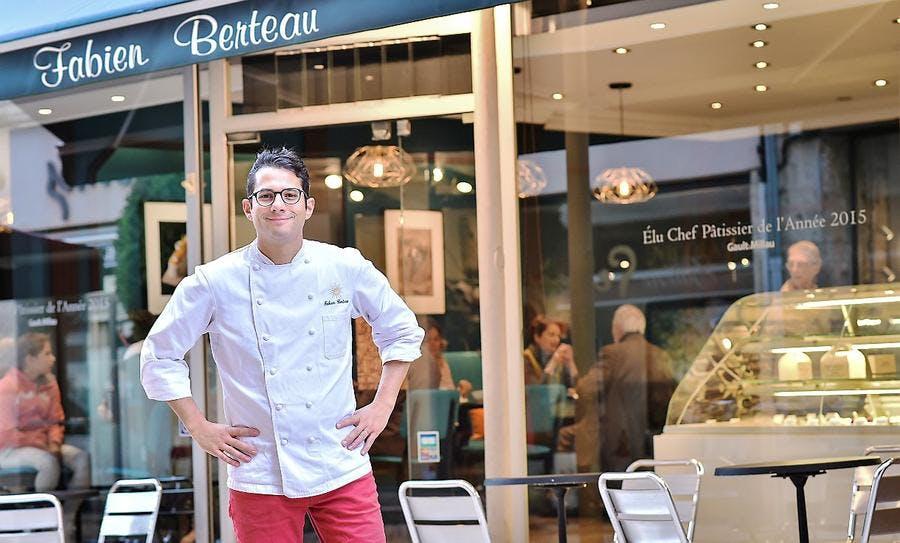 Pâtisserie de Fabien Berteau