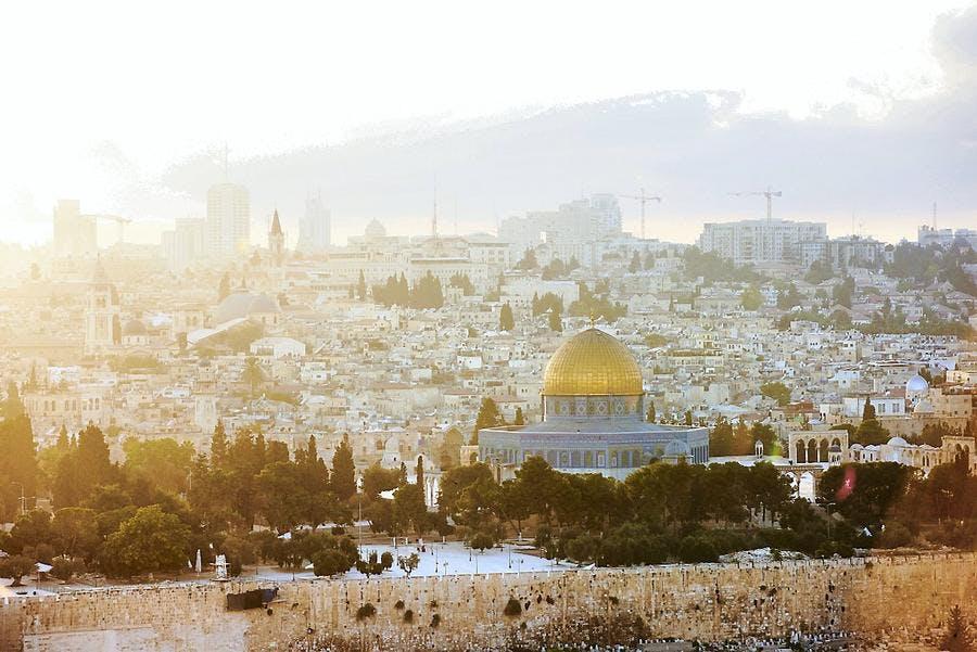 Reportage à Jérusalem