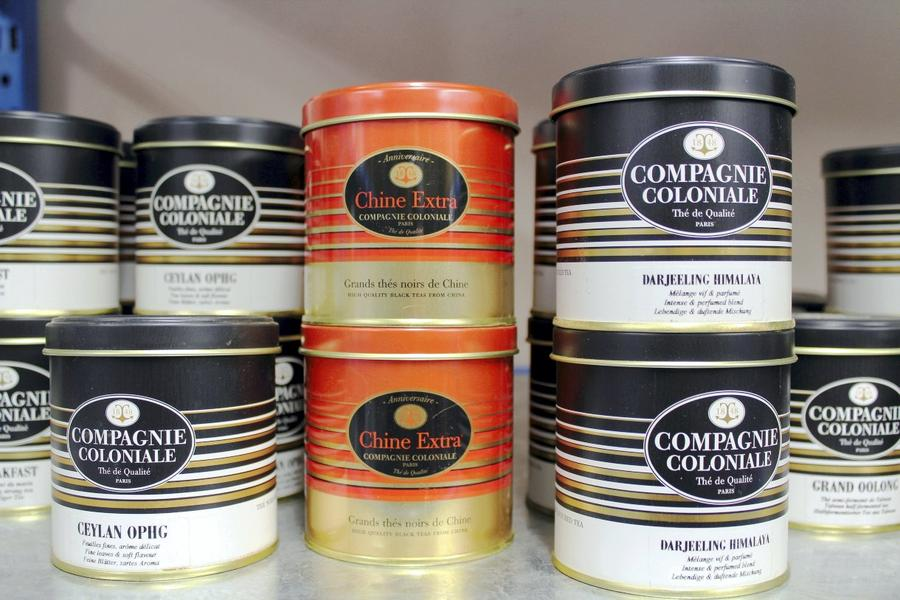 Compagnie Coloniale (thé)