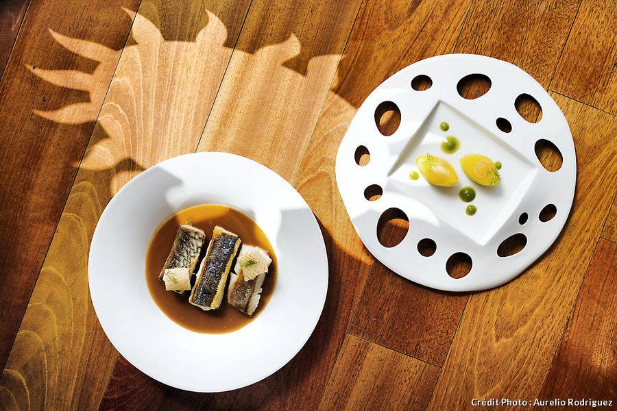 bouillabaisse de ludovic turac