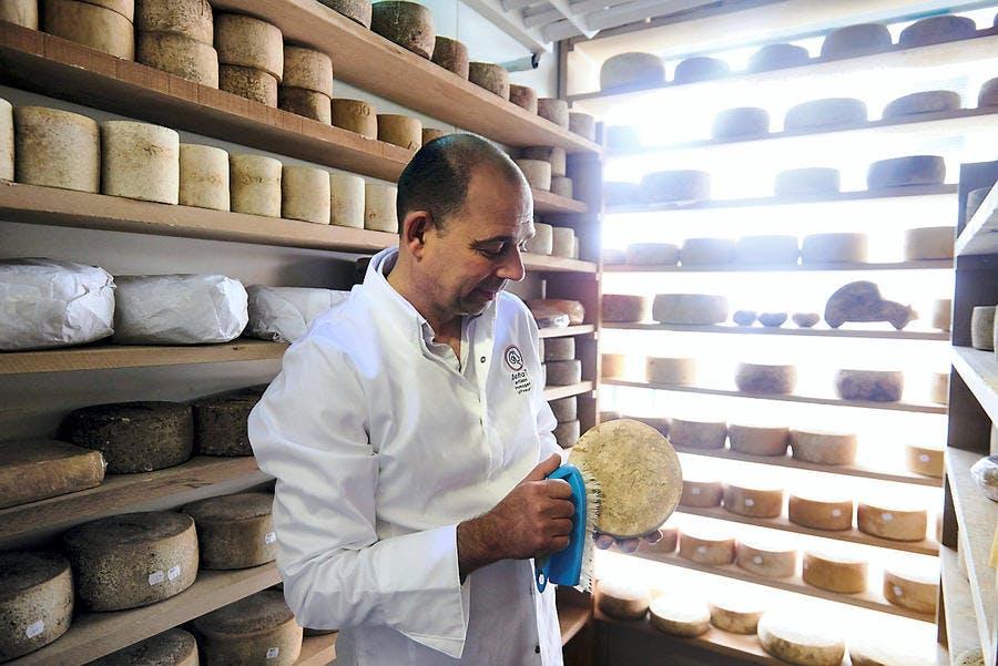 Fromages du Pays Basque