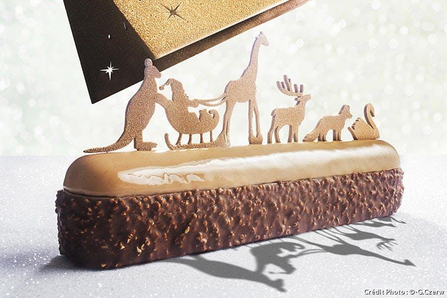 Buche Dalloyau L'arche de Noel