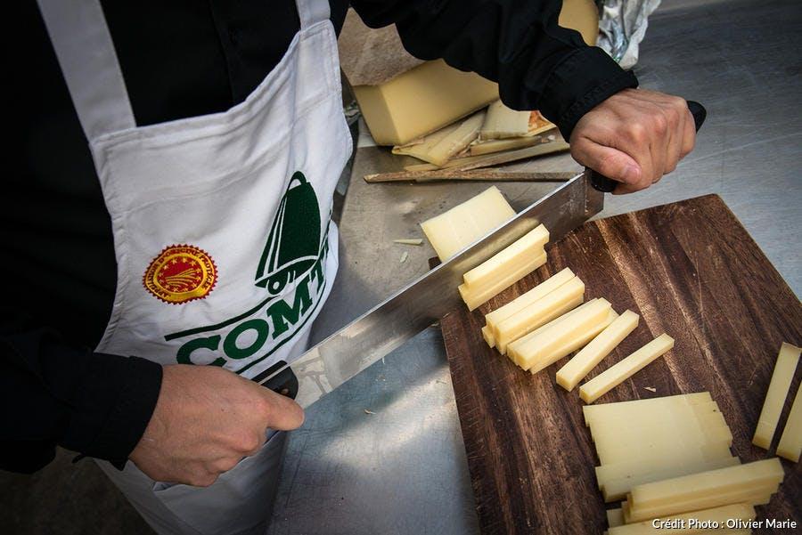 Le fromage comté