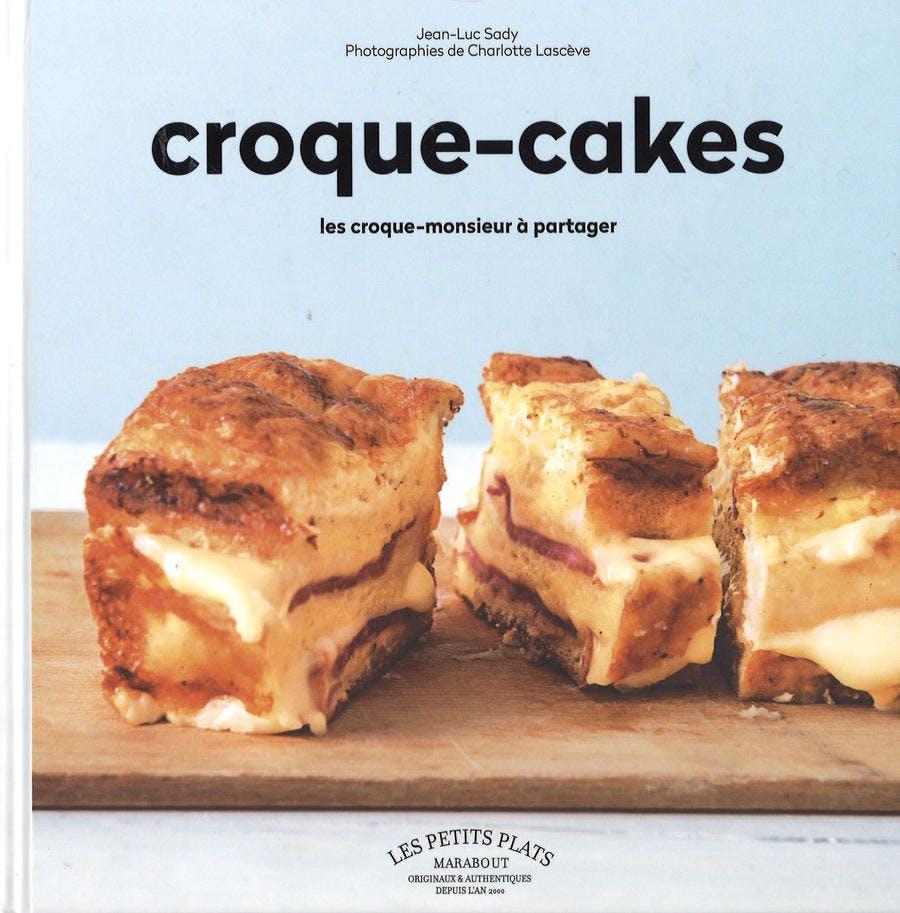 Un croque-cake à partager