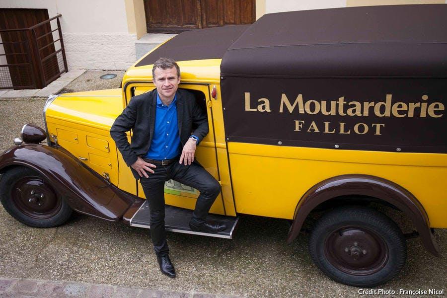 La moutarderie Fallot (Bourgogne)