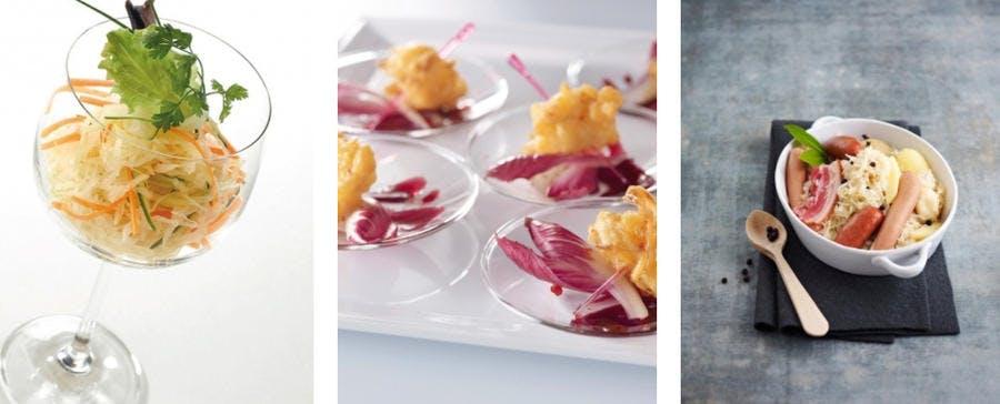 3 recettes avec de la choucroute d'Alsace