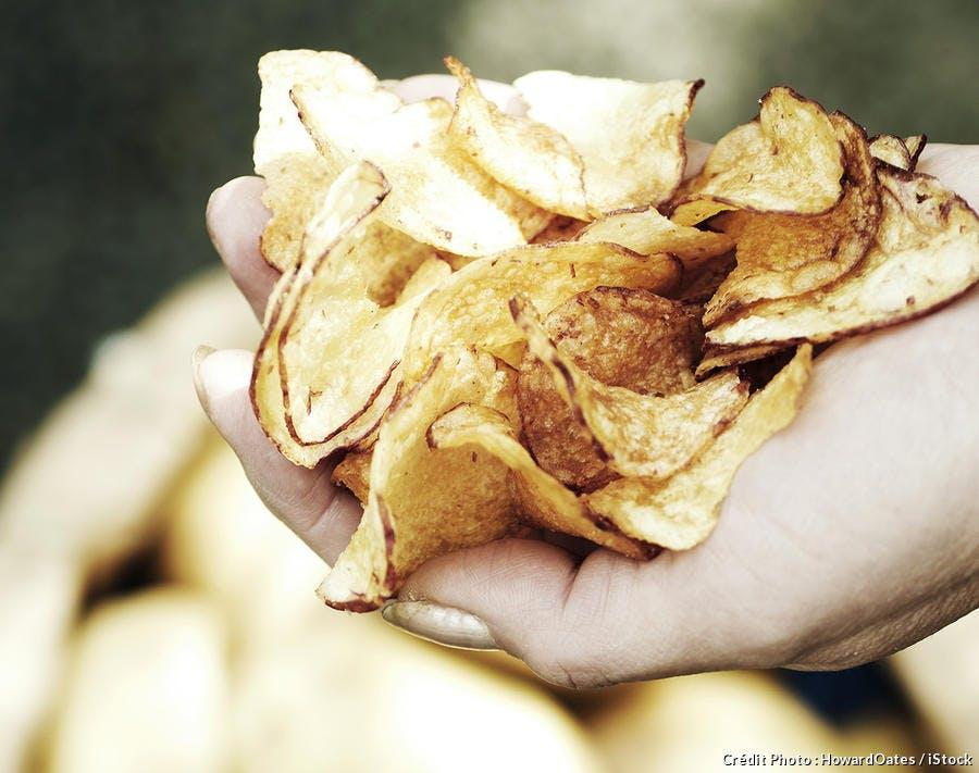 Chips maison classique