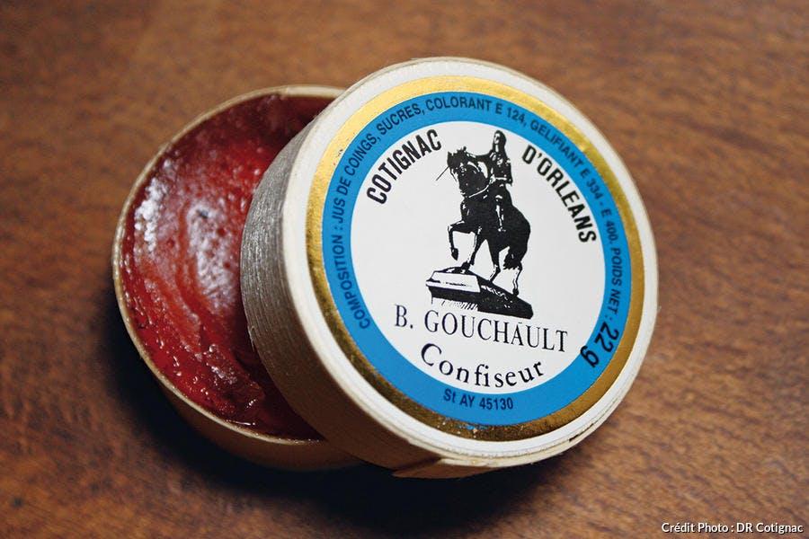 Cotignac d'Orléans (pâte de coing)
