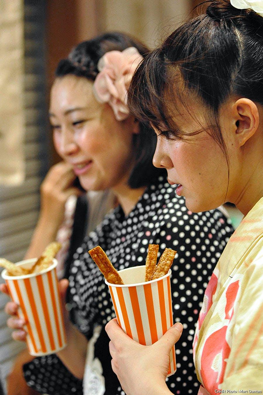 nishiki snacking