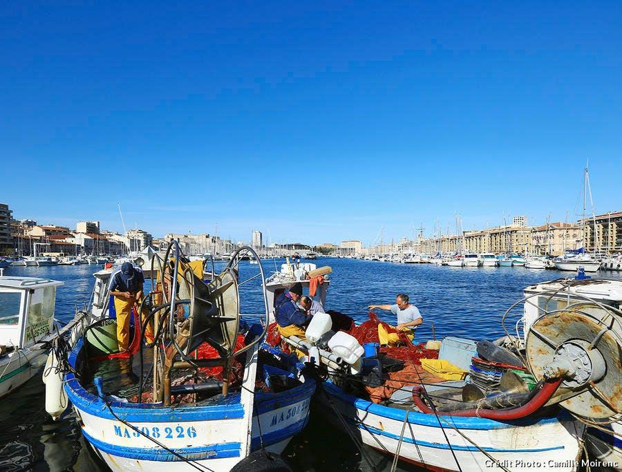 marseille pêcheurs