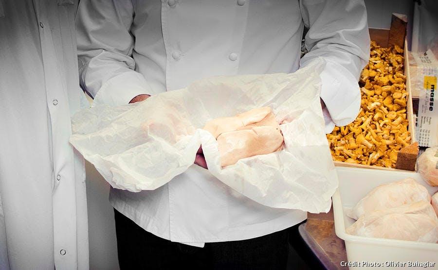 Le foie gras Masse, choisi par Nicolas Stamm