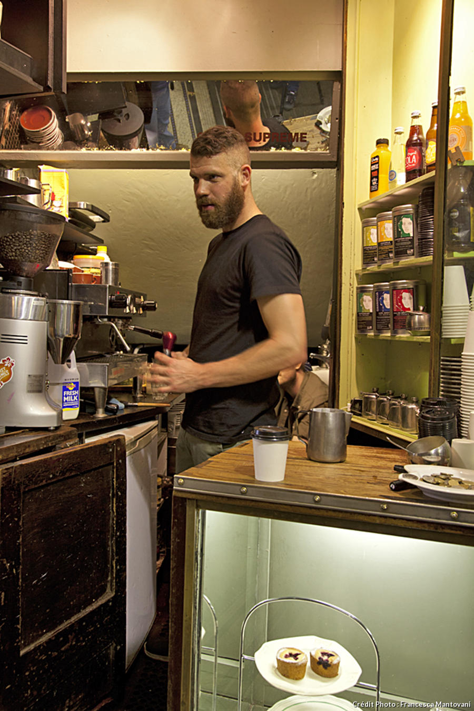 Melbourne café de poche