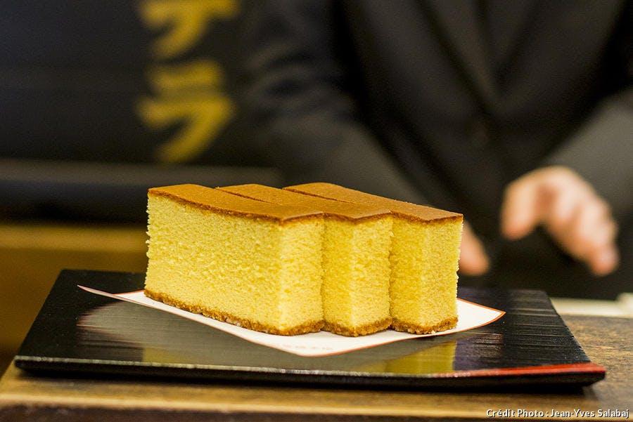 Castella (gâteau japonais)