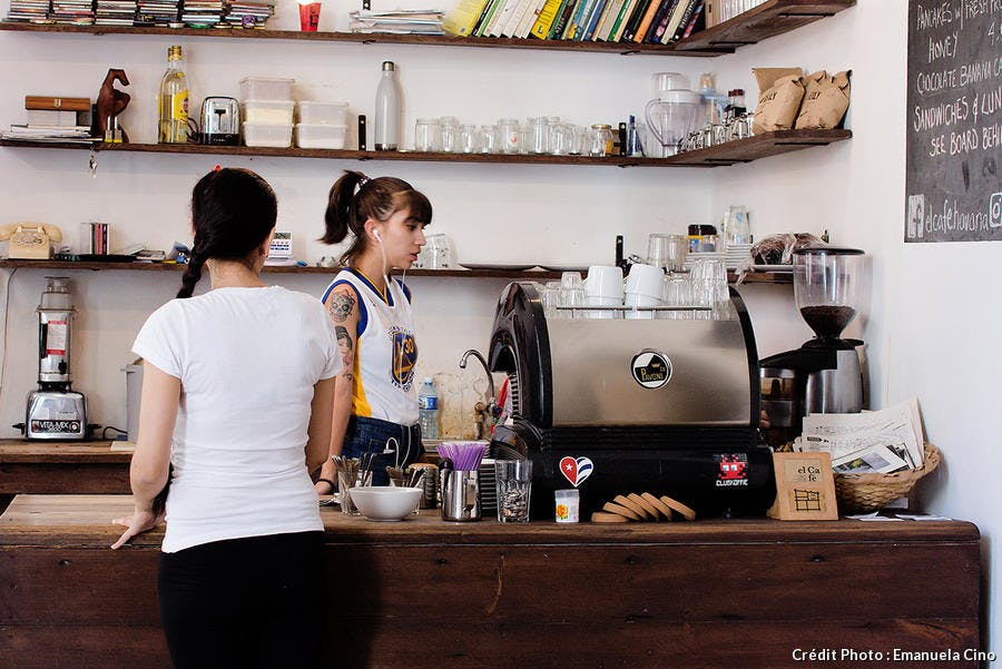 El Café à La Havane