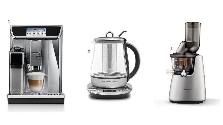 Sélection de robots de cuisine multifonctions