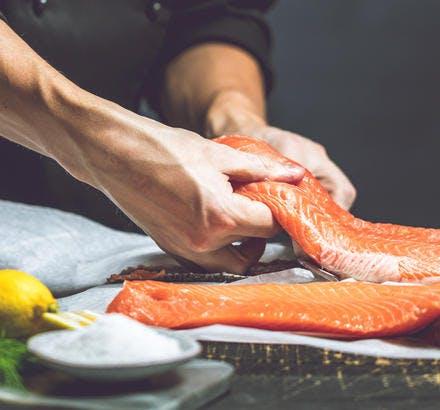 Cuisiner le saumon