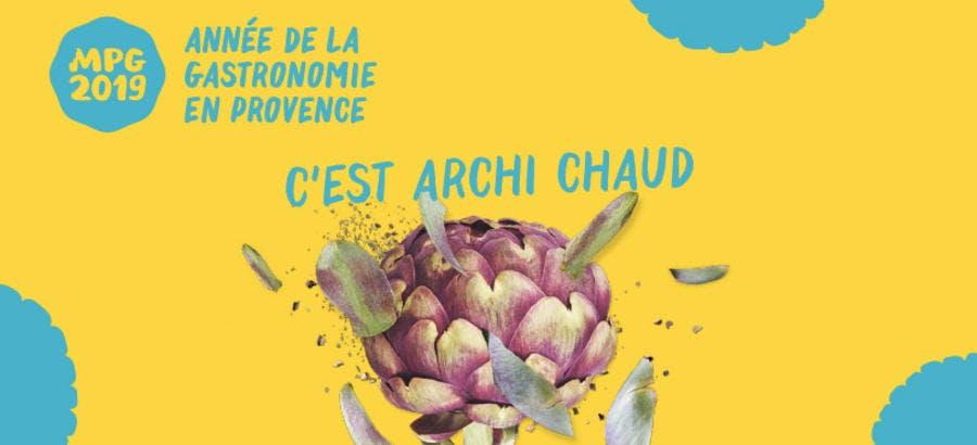 MPG2019 Marseille Provence Gastronomie l'année de la gastronomie