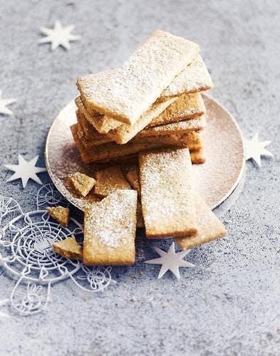 Biscuits croustillants aux épices