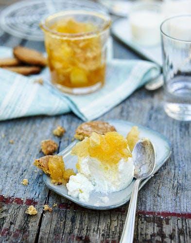 Confiture de pommes : recette anti-gaspi