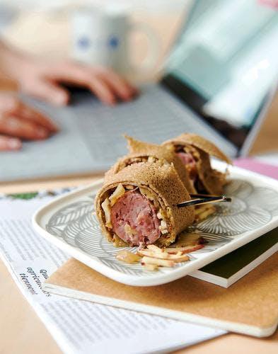 Wrap breton