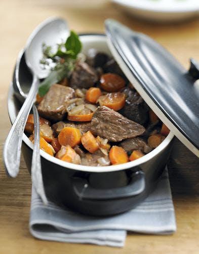 Recette de boeuf carottes