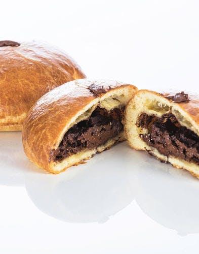 Brioche au chocolat de Bernachon