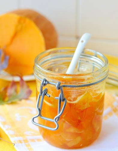 Confiture potimarron