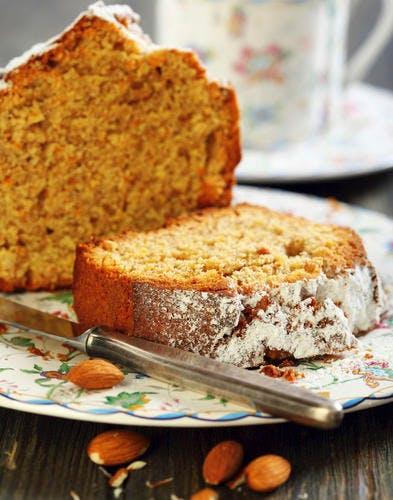 Gâteau à l'amaretto