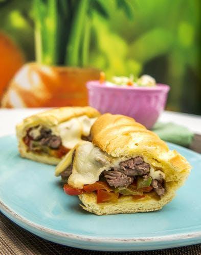 Sandwich au pain viennois