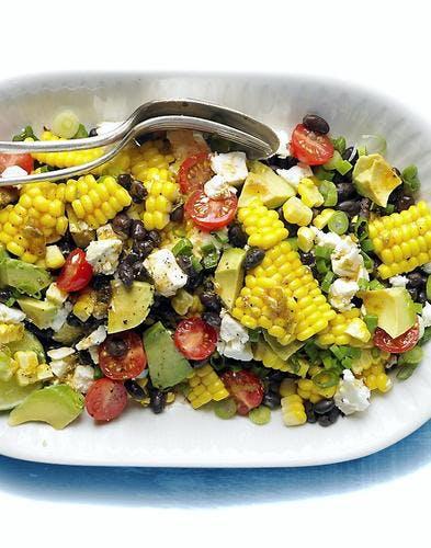 salade texane au maïs